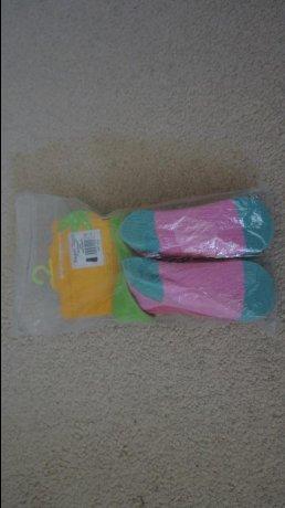 新品女児用靴下(2~3歳)
