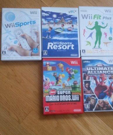 Wii ソフト 変圧器 妊婦帯 デジタルフォトアルバム