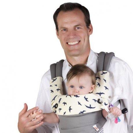 赤ちゃん抱っこ紐用よだれカバーのモニターを募集