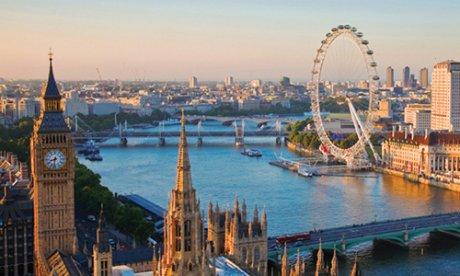 STUDY FASHION IN LONDON