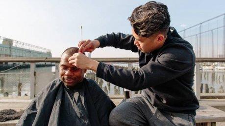理容師の技術を見る!異色のカット・フェスティバル
