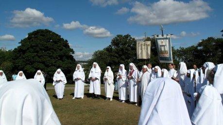 古代ケルトの秘められた儀式をロンドン塔の近くで見る!