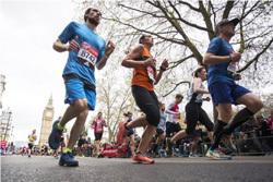 4/23★毎年恒例!ロンドン・マラソン