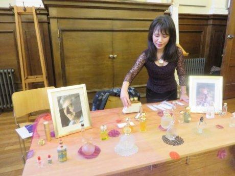 特別企画 「サマーフレグランス」香水デザイン講座