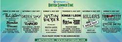 6/30-7/9★British Summer Time