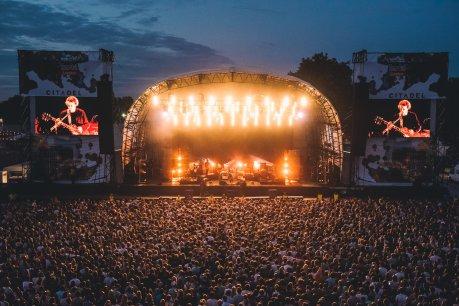 音楽の祭典Citadel Festivalがヴィクトリア・パークで開催!