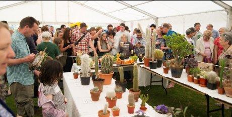 動物や植物と触れ合えるファミリー向けのイベント