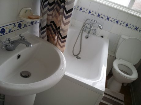 Female only House, Big  Double Room
