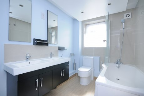 Large Studio with Own Bathroom TOLET