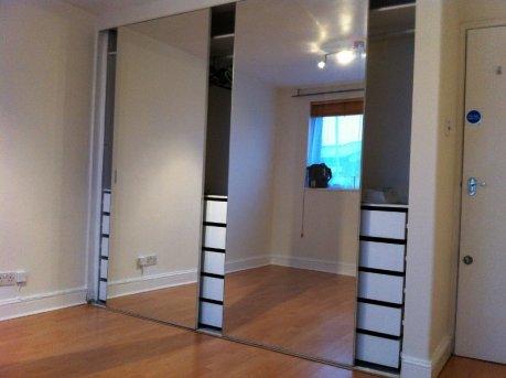全家具付、壁一面収納クローゼット!crouch endまで徒歩数分!