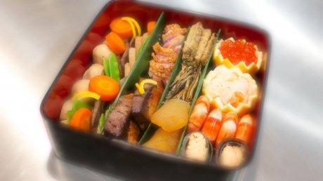 ☆☆大晦日の「おせち料理クラス」元旦用にお持ち帰り☆☆