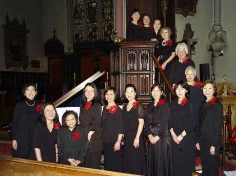 日本クラブ女声合唱団 グリーンコーラス 団員募集