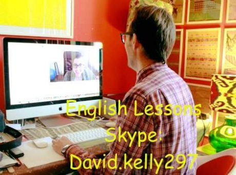 English Lessons With David