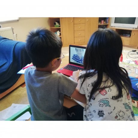 オンライン補習校 幼稚園生・小学生募集!