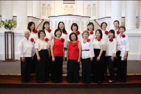 日本クラブ女声合唱団グリーンコーラス メンバー募集