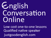 English Conversation Lessons Online
