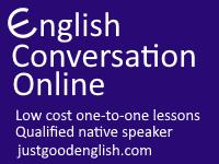 English Conversation Lessons Online