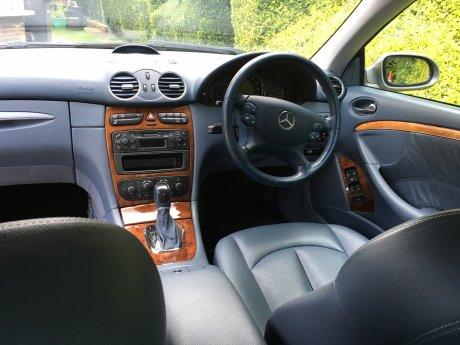 Merceds CLK 200 kompressor auto