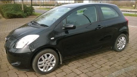 Toyota Yaris 1.3 TR MMT (Semi-Auto) 3drs for sale