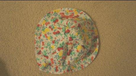 Nextベビー帽子(0~3ヵ月、体重6kg)