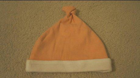 Pappベビー帽子(サイズ46cm)