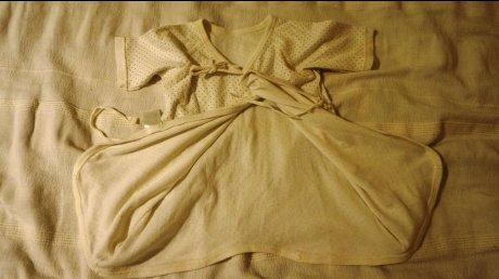 ベビーオールインワン(身長:50~60cm、体重:3~6kg)