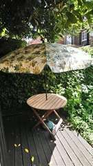 ガーデンテーブル、パラソルキャンピング棚、チェアなど
