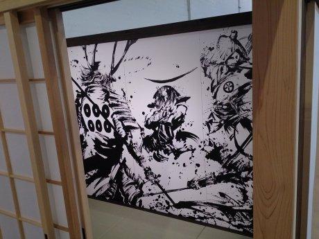 ロンドン<OUTLET>組立和室。置き畳や浮世絵屏風もどうぞ!