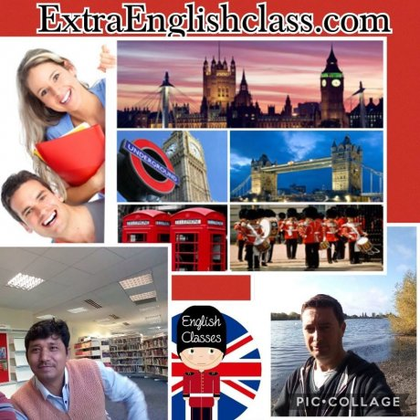 English Lessons With A British Tutor