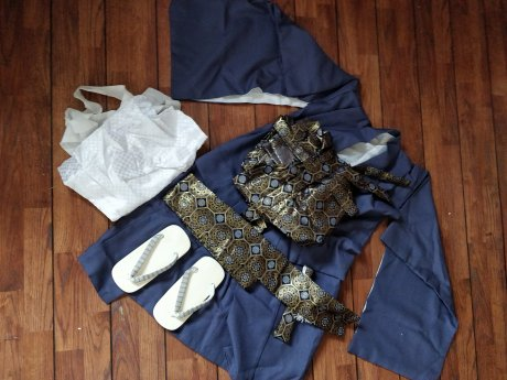 Shichi go San boy outfit 5 year old