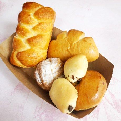 「菓子パンボックス」販売 - ベーカリープチ・ボヌール