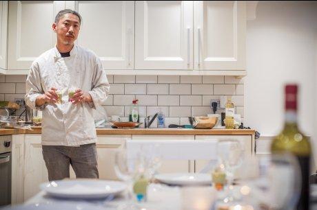 パーソナルシェフ/出張料理人