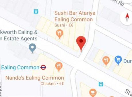 鍼灸診療室Ealing common 店を開店します。