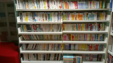 セントジョンズウッド図書館からのお知らせ - セール本あります