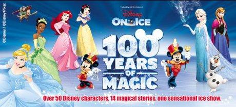 50種類以上のディズニーキャラクターが登場するスペシャルショー!