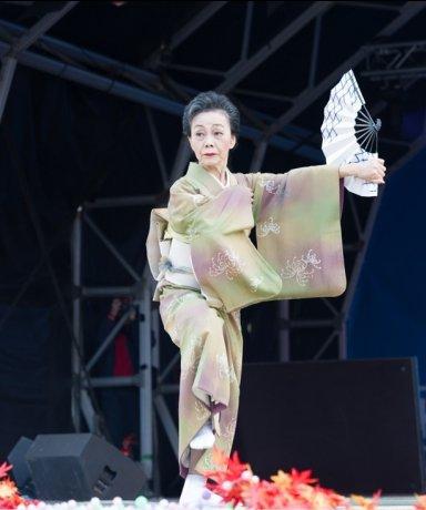 26回日本舞踊おさらい会 入場無料