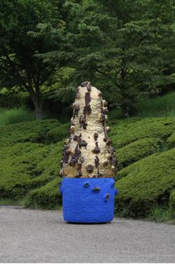 ~10/8★リージェンツ・パークで無料彫刻展、フリーズ・スカルプチャー