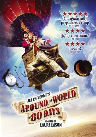 ~9/2★Around the World in 80 Day