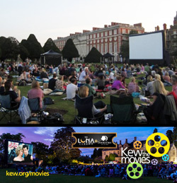 9/6,7★Kew the Movies