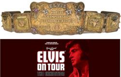11/3-2/4★プレスリーのエキシビション、Elvis on Tour