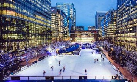 冬だけのお楽しみ★Ice Skating Rinks