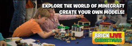 ~1/7 レゴで遊ぼう!『ブリックライブ@クリスマス』開催中