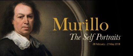 2/28~5/21 スペインを代表する画家ムリーリョの自画像展