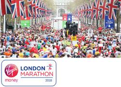 4/22★London Marathon ロンドン・マラソン