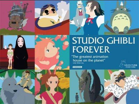 ~2019/1/6★ジブリ特集Studio Ghibli Forever