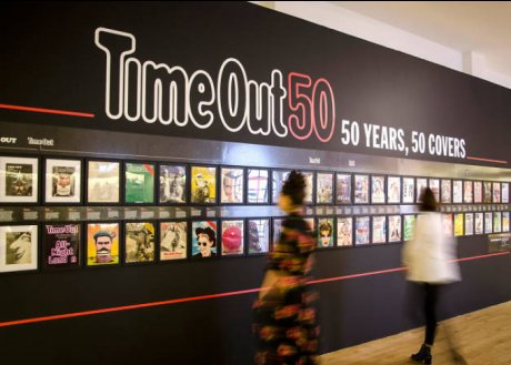 ~3/3★Time Out50: 50 Years, 50 Covers