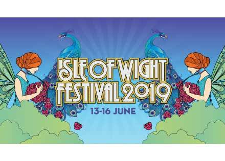 6/13~16★Isle of Wight Festival