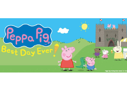 11/29~★ Peppa Pig's Best Day Ever