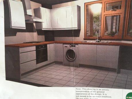 新改装! 北ロンドンCrouchEndの明るい1ベッドルームフラット