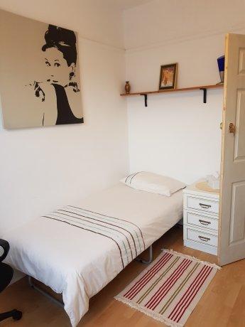 短期シングル&ツインルーム貸出【1名・2名用】ロンドン北西地区